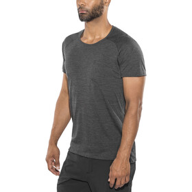 Devold Herdal Camiseta Hombre, anthracite